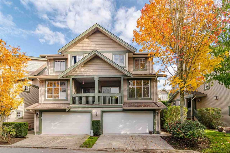 60 6050 166 STREET - Cloverdale BC Townhouse for sale, 3 Bedrooms (R2510753)