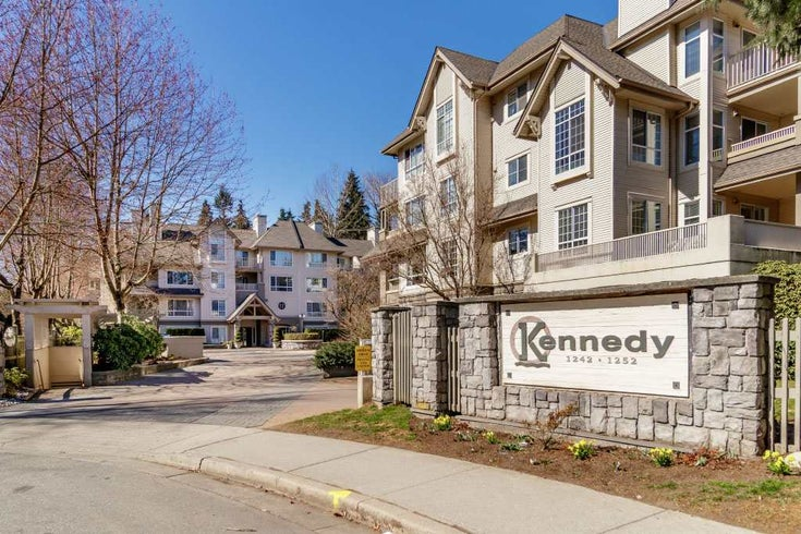 206 1242 TOWN CENTRE BOULEVARD - Canyon Springs Apartment/Condo for sale, 1 Bedroom (R2510790)
