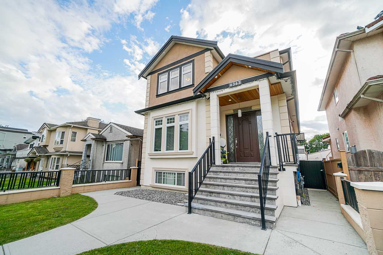 6363 CHESTER STREET - South Vancouver House/Single Family for sale, 7 Bedrooms (R2510817)