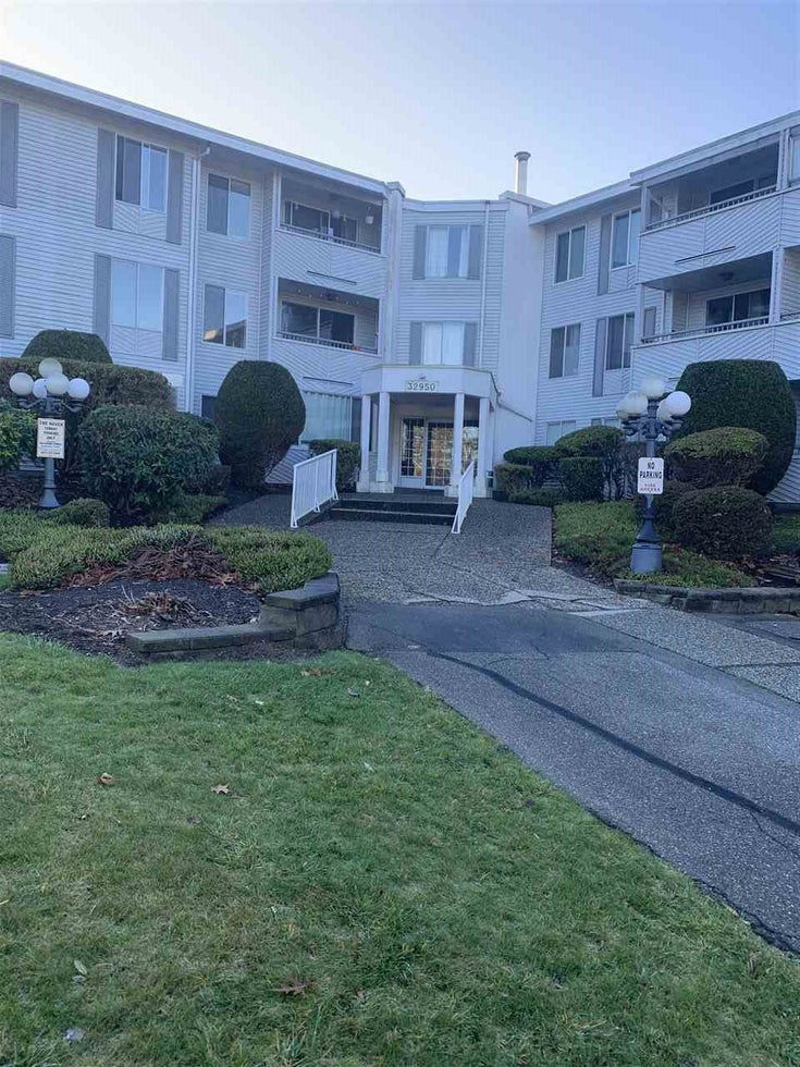 106 32950 AMICUS PLACE - Central Abbotsford Apartment/Condo for sale, 1 Bedroom (R2510842)