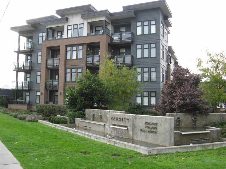 301 20078 FRASER HIGHWAY - Langley City Apartment/Condo for sale, 2 Bedrooms (R2510892)