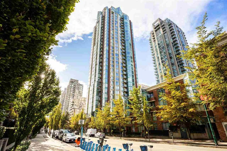 1902 939 HOMER STREET - Yaletown Apartment/Condo for sale, 2 Bedrooms (R2510899)