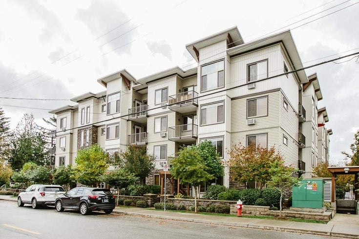 414 11887 BURNETT STREET - West Central Apartment/Condo for sale, 1 Bedroom (R2510903)