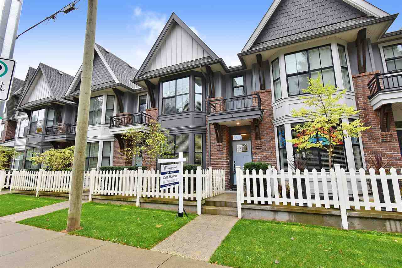 9 33460 LYNN AVENUE - Central Abbotsford Townhouse for sale, 3 Bedrooms (R2510925)