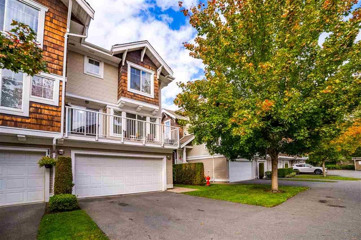 60 20760 DUNCAN WAY - Langley City Townhouse for sale, 3 Bedrooms (R2510974)