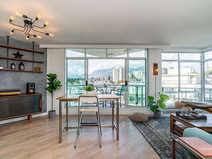 1203 130 E 2ND STREET - Lower Lonsdale Apartment/Condo for sale, 1 Bedroom (R2511161)