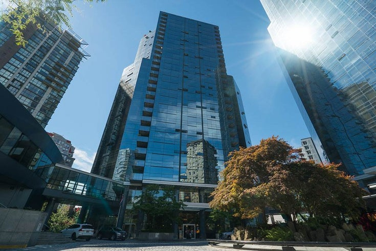 606 1050 BURRARD STREET - Downtown VW Apartment/Condo for sale(R2511178)
