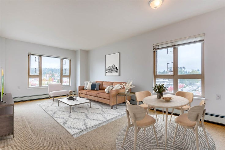 805 121 W 15TH STREET - Central Lonsdale Apartment/Condo for sale, 1 Bedroom (R2511224)