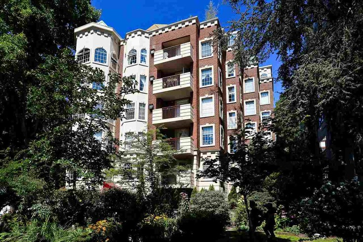 202 888 BUTE STREET - West End VW Apartment/Condo for sale, 2 Bedrooms (R2511255)