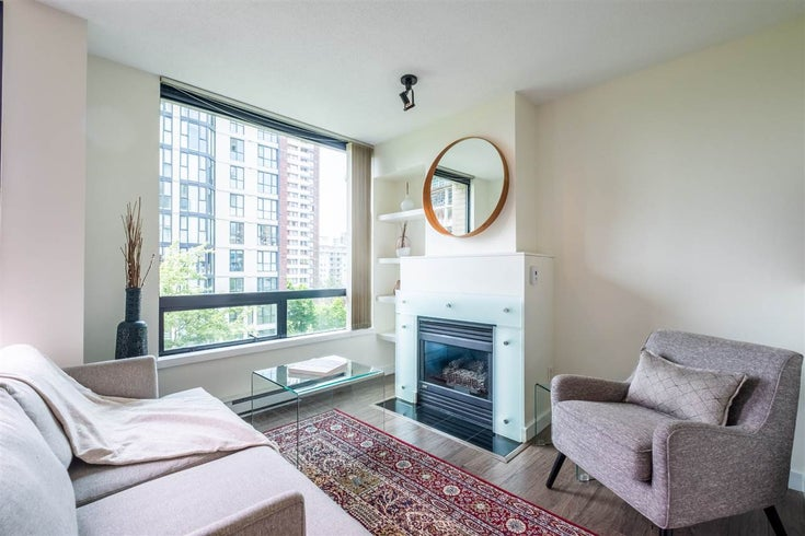 605 1003 BURNABY STREET - West End VW Apartment/Condo for sale, 1 Bedroom (R2511336)