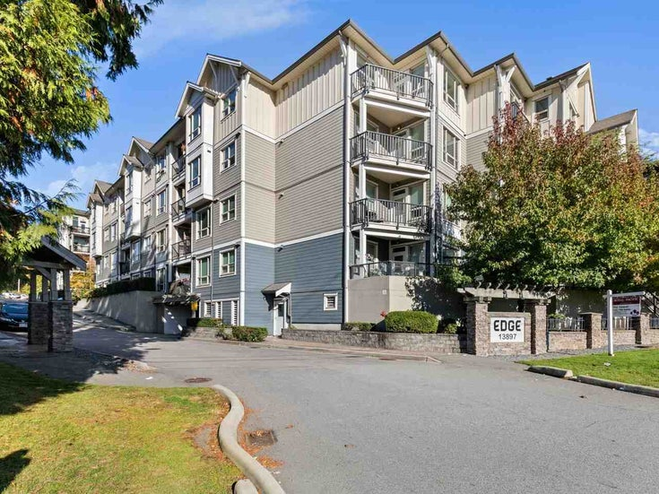 416 13897 FRASER HIGHWAY - Whalley Apartment/Condo for sale, 2 Bedrooms (R2511346)