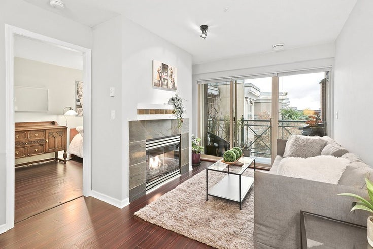 318 332 LONSDALE AVENUE - Lower Lonsdale Apartment/Condo for sale, 1 Bedroom (R2511353)