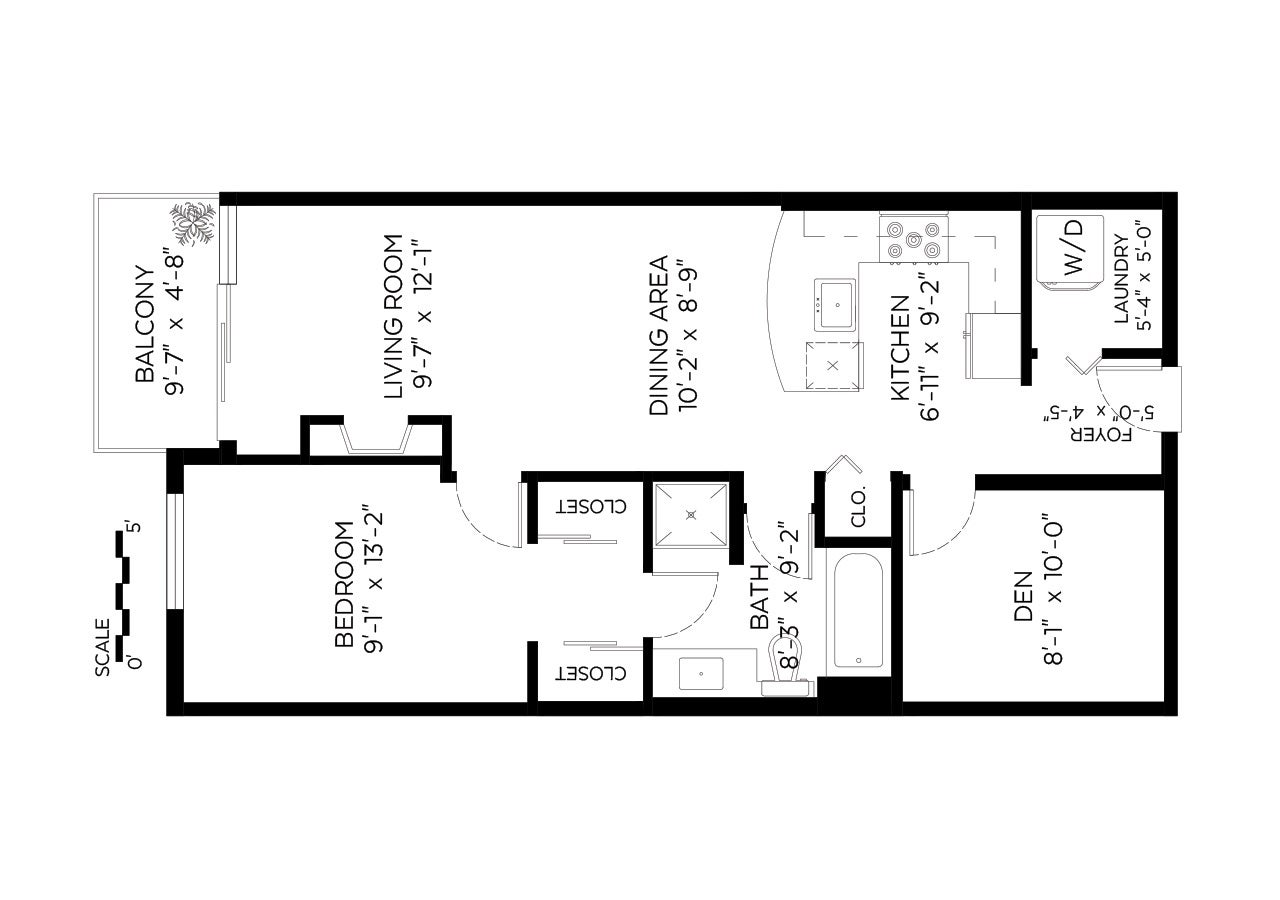318 332 LONSDALE AVENUE - Lower Lonsdale Apartment/Condo for sale, 1 Bedroom (R2511353) - #19