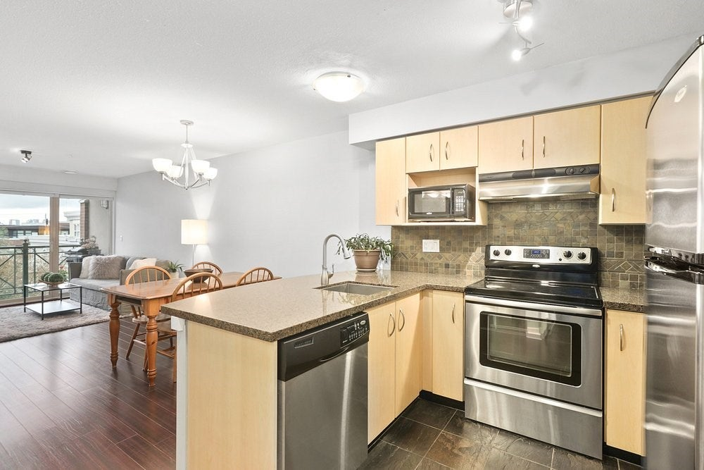 318 332 LONSDALE AVENUE - Lower Lonsdale Apartment/Condo for sale, 1 Bedroom (R2511353) - #2