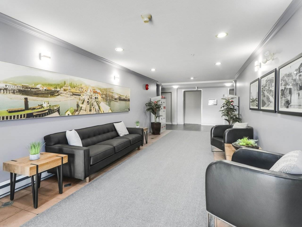 318 332 LONSDALE AVENUE - Lower Lonsdale Apartment/Condo for sale, 1 Bedroom (R2511353) - #21