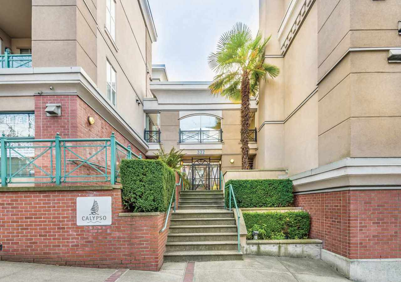 318 332 LONSDALE AVENUE - Lower Lonsdale Apartment/Condo for sale, 1 Bedroom (R2511353) - #23