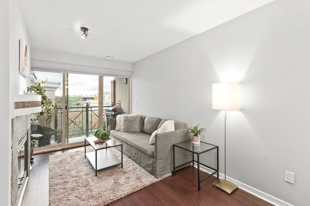 318 332 LONSDALE AVENUE - Lower Lonsdale Apartment/Condo for sale, 1 Bedroom (R2511353) - #3