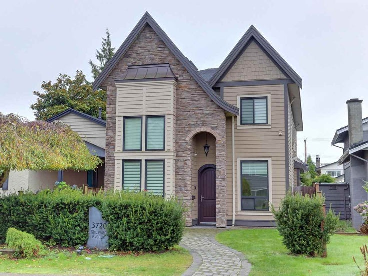 3720 SHUSWAP AVENUE - Steveston North House/Single Family for sale, 4 Bedrooms (R2511369)