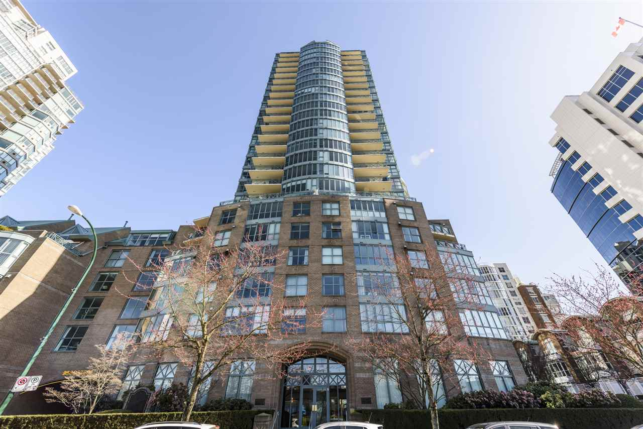 805 1188 QUEBEC STREET - Downtown VE Apartment/Condo for sale, 2 Bedrooms (R2511377)