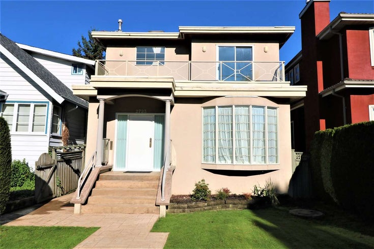 2723 W 23RD AVENUE - Arbutus House/Single Family for sale, 5 Bedrooms (R2511418)
