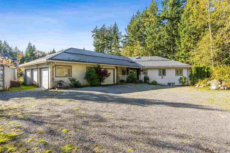 193 208 STREET - Campbell Valley House with Acreage for sale, 5 Bedrooms (R2511427)