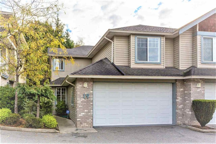 19 3270 BLUE JAY STREET - Abbotsford West Townhouse for sale, 3 Bedrooms (R2511464)