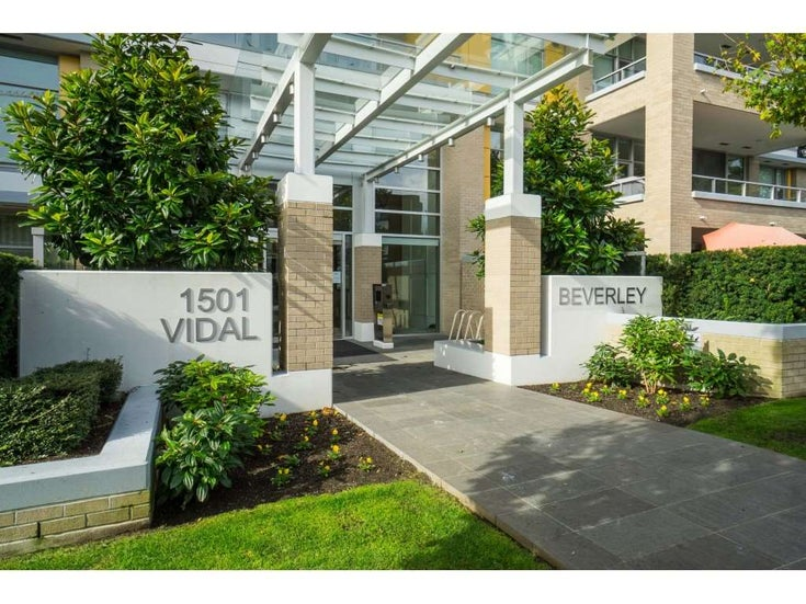 508 1501 VIDAL STREET - White Rock Apartment/Condo for sale, 2 Bedrooms (R2511469)