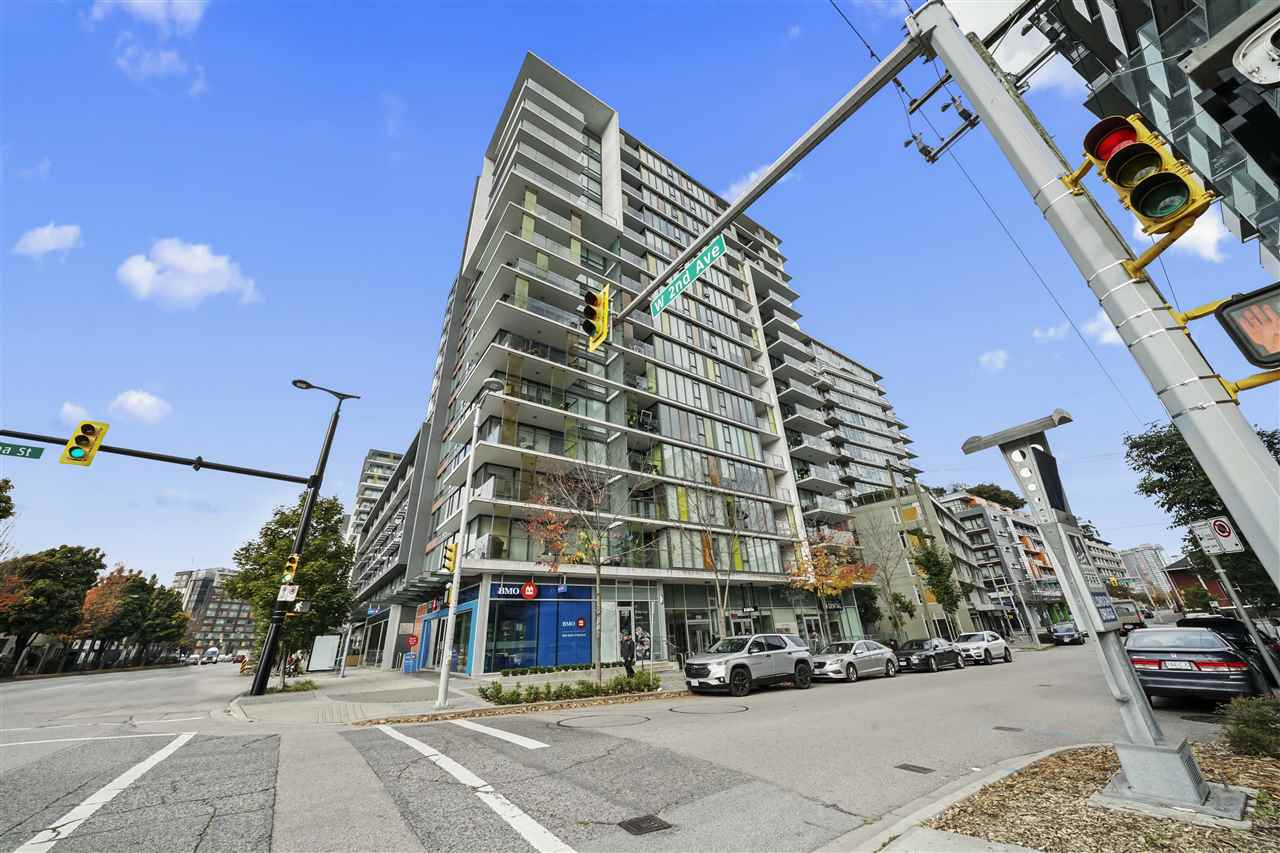 519 1783 MANITOBA STREET - False Creek Apartment/Condo for sale, 2 Bedrooms (R2511471) - #1