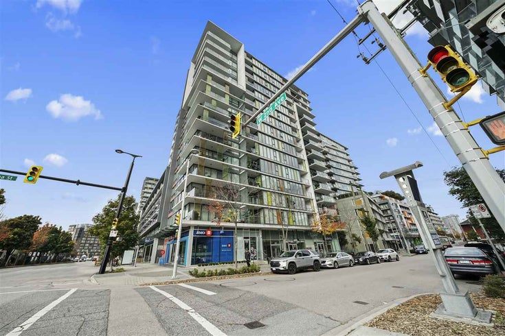 519 1783 MANITOBA STREET - False Creek Apartment/Condo for sale, 2 Bedrooms (R2511471)