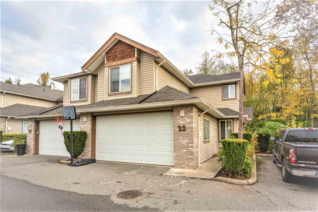 22 3270 BLUE JAY STREET - Abbotsford West Townhouse for sale, 3 Bedrooms (R2511477)