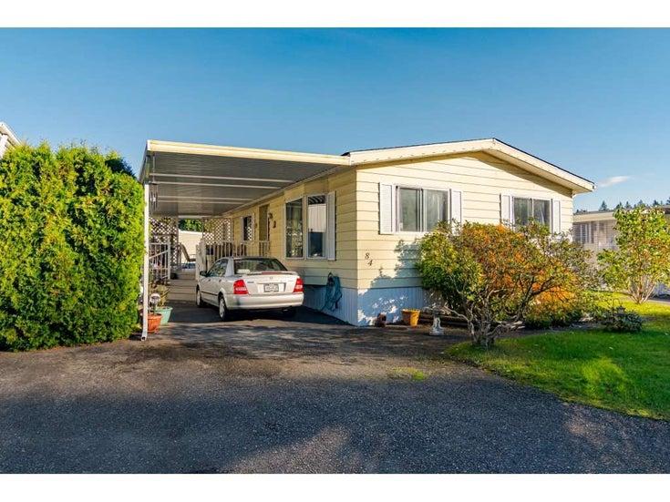 84 2270 196 STREET - Brookswood Langley Manufactured for sale, 2 Bedrooms (R2511479)