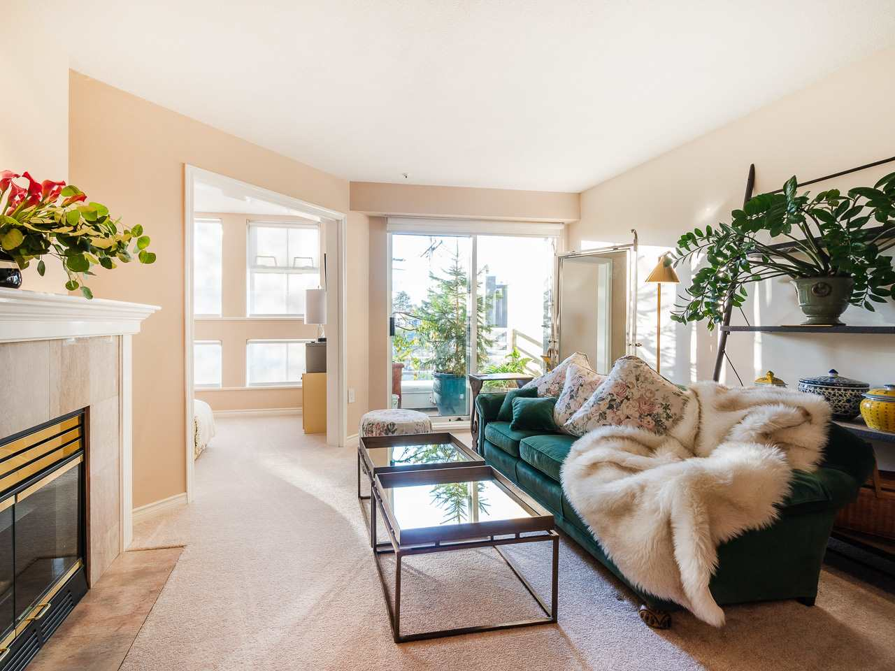 306 2105 W 42ND AVENUE - Kerrisdale Apartment/Condo for sale, 1 Bedroom (R2511504)