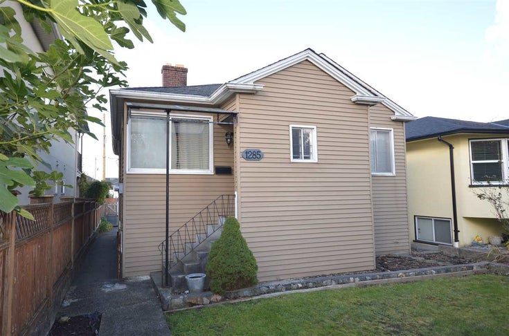 1285 ROSSLAND STREET - Renfrew VE House/Single Family for sale, 4 Bedrooms (R2511511)
