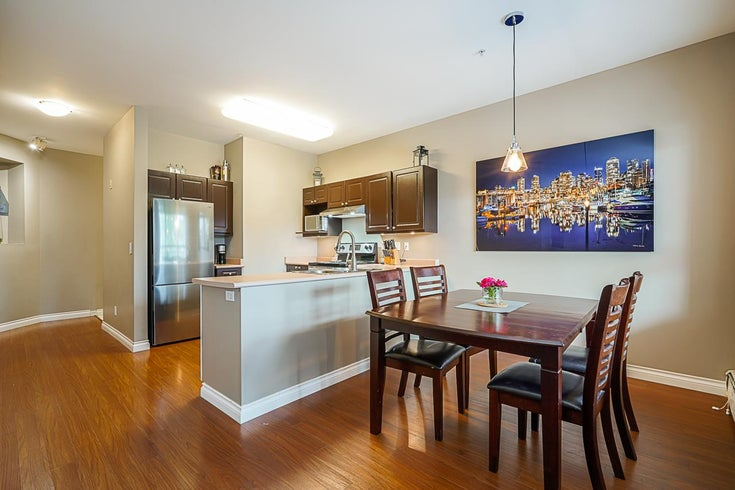 211 2109 ROWLAND STREET - Central Pt Coquitlam Apartment/Condo for sale, 2 Bedrooms (R2511516)