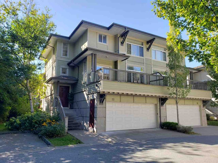22 40632 GOVERNMENT ROAD - Brackendale Townhouse for sale, 3 Bedrooms (R2511544)