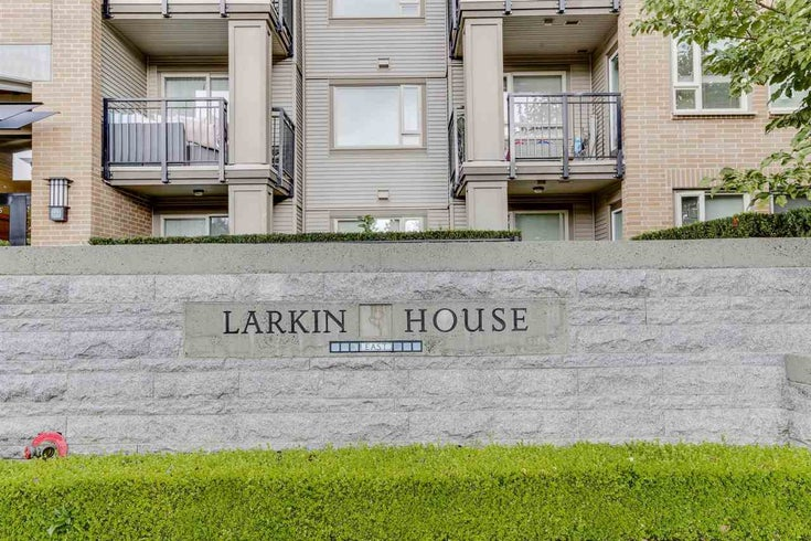 308 3105 LINCOLN AVENUE - New Horizons Apartment/Condo for sale, 2 Bedrooms (R2511576)