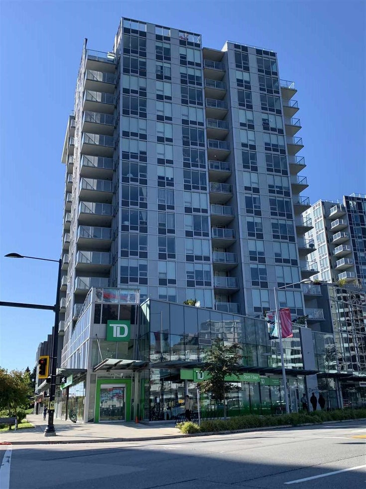 1507 7488 LANSDOWNE ROAD - Brighouse Apartment/Condo for sale, 1 Bedroom (R2511597)