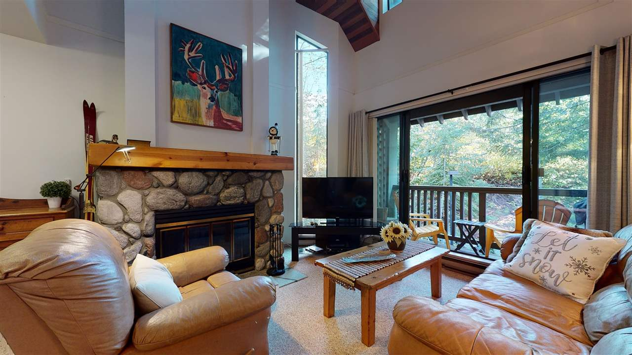 60 4510 BLACKCOMB WAY - Whistler Village Townhouse for sale, 2 Bedrooms (R2511677)