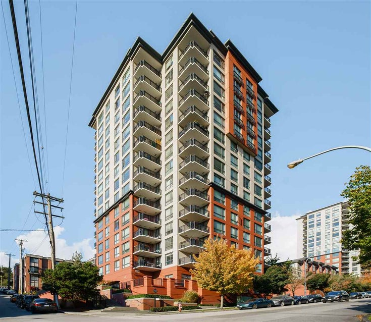 505 833 AGNES STREET - Downtown NW Apartment/Condo for sale, 2 Bedrooms (R2511689)