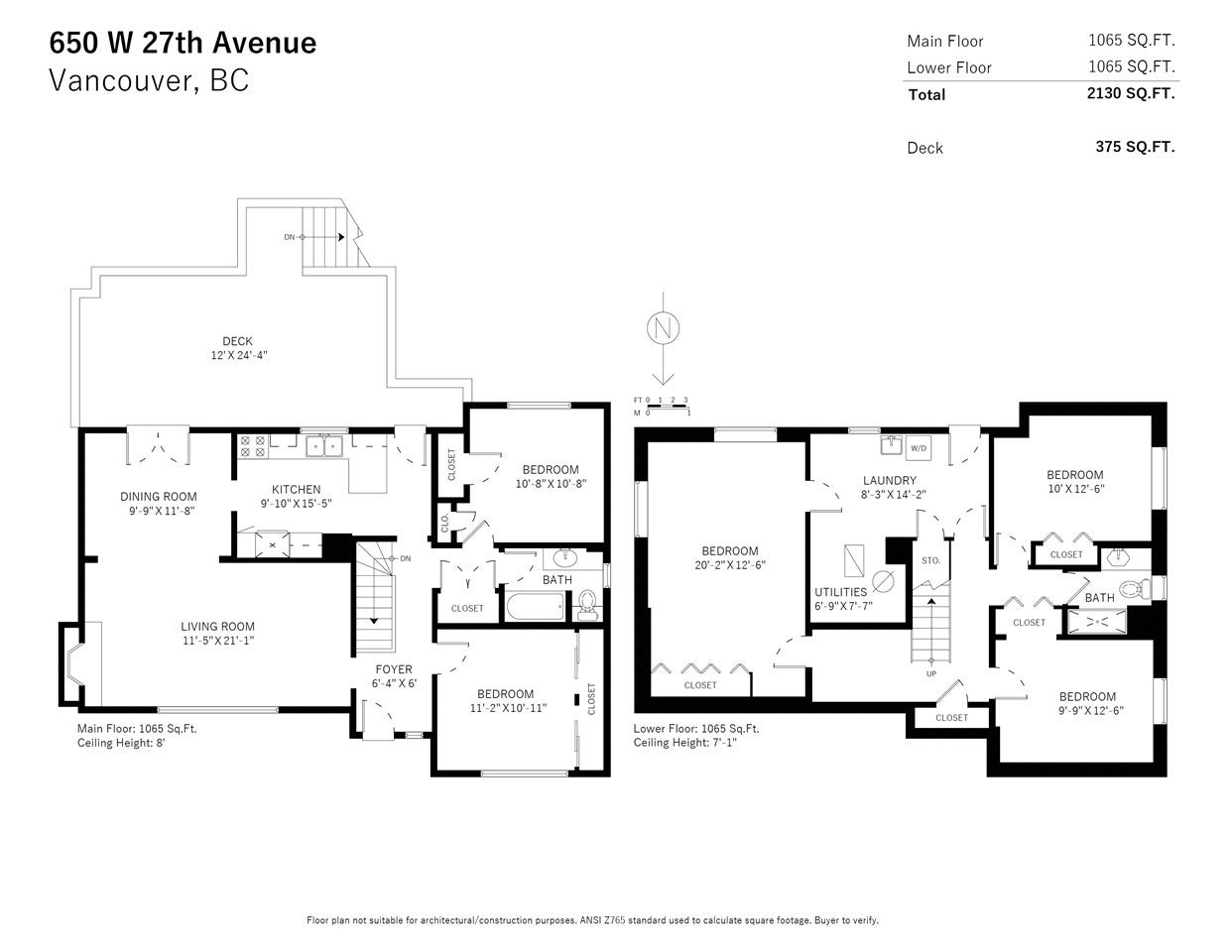 650 W 27TH AVENUE - Cambie House/Single Family for sale, 6 Bedrooms (R2511713) - #40