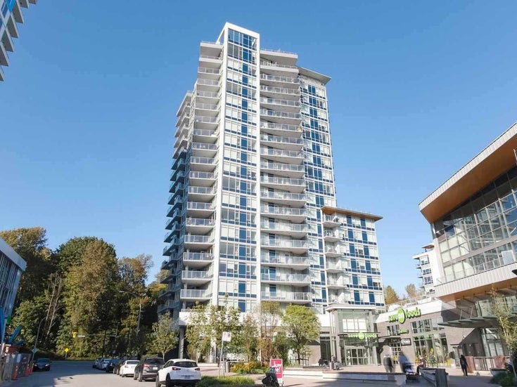 807 8538 RIVER DISTRICT CROSSING - South Marine Apartment/Condo for sale, 2 Bedrooms (R2511731)