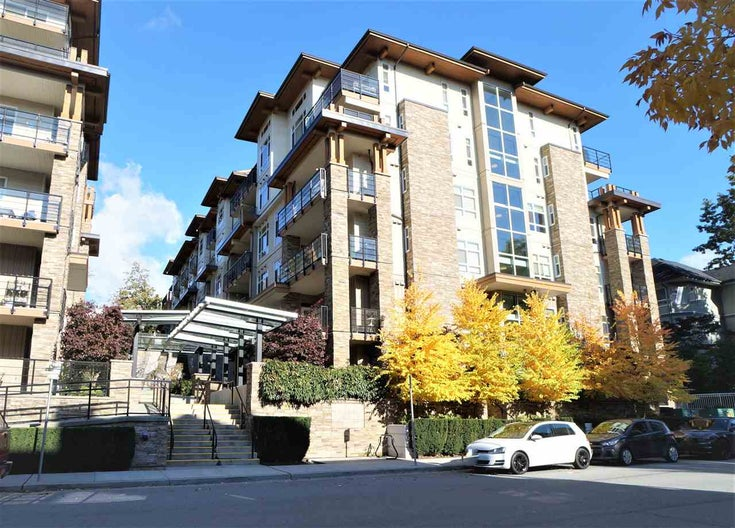 509 2465 WILSON AVENUE - Central Pt Coquitlam Apartment/Condo for sale, 1 Bedroom (R2511732)