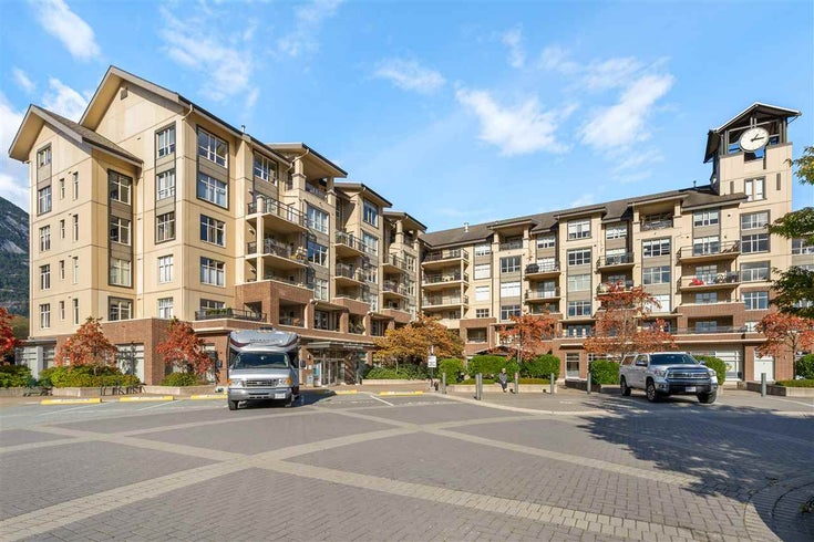 313 1211 VILLAGE GREEN WAY - Downtown SQ Apartment/Condo for sale, 1 Bedroom (R2511741)