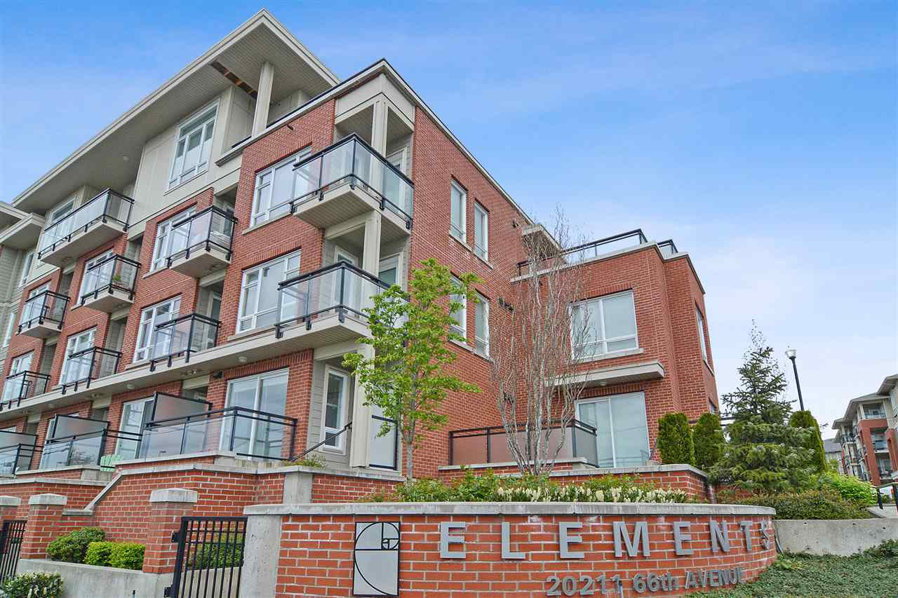C106 20211 66 AVENUE - Willoughby Heights Apartment/Condo for sale, 2 Bedrooms (R2511748) - #1