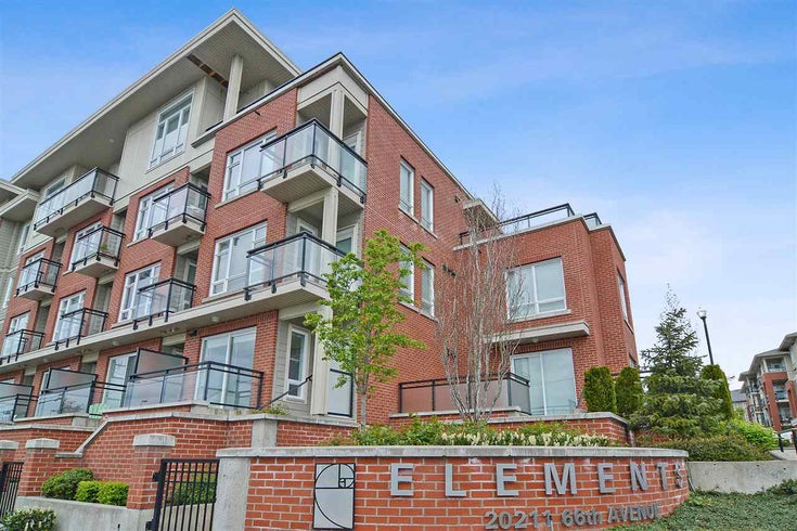C106 20211 66 AVENUE - Willoughby Heights Apartment/Condo for sale, 2 Bedrooms (R2511748)