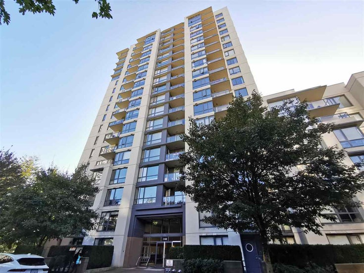1003 3588 CROWLEY DRIVE - Collingwood VE Apartment/Condo for sale, 1 Bedroom (R2511760)