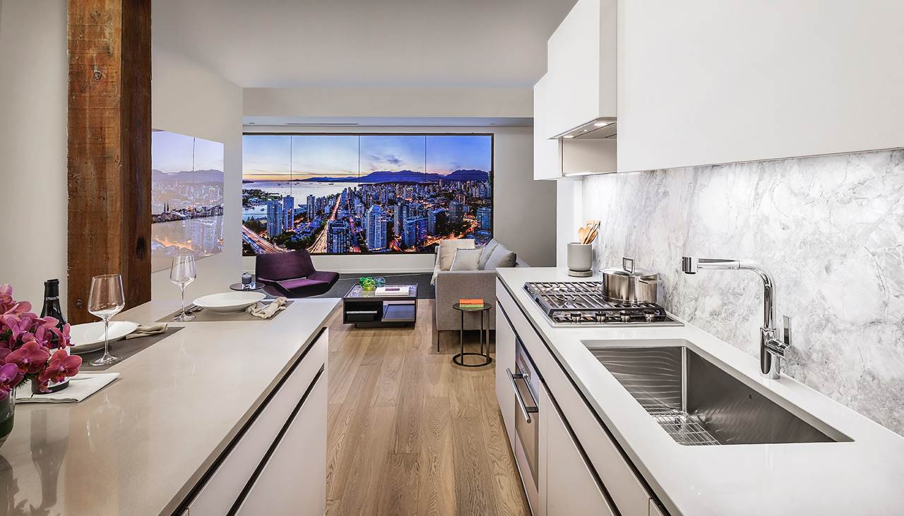 405 889 PACIFIC STREET - Downtown VW Apartment/Condo for sale, 1 Bedroom (R2511776) - #11