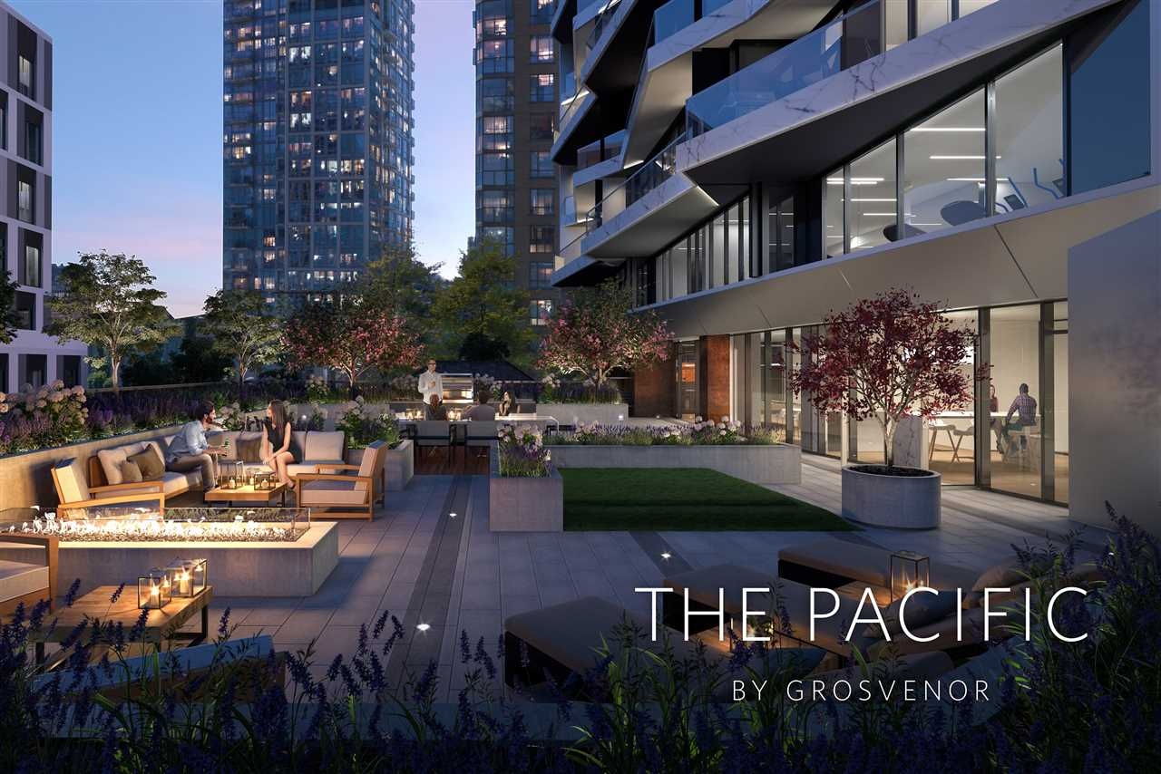 405 889 PACIFIC STREET - Downtown VW Apartment/Condo for sale, 1 Bedroom (R2511776) - #17