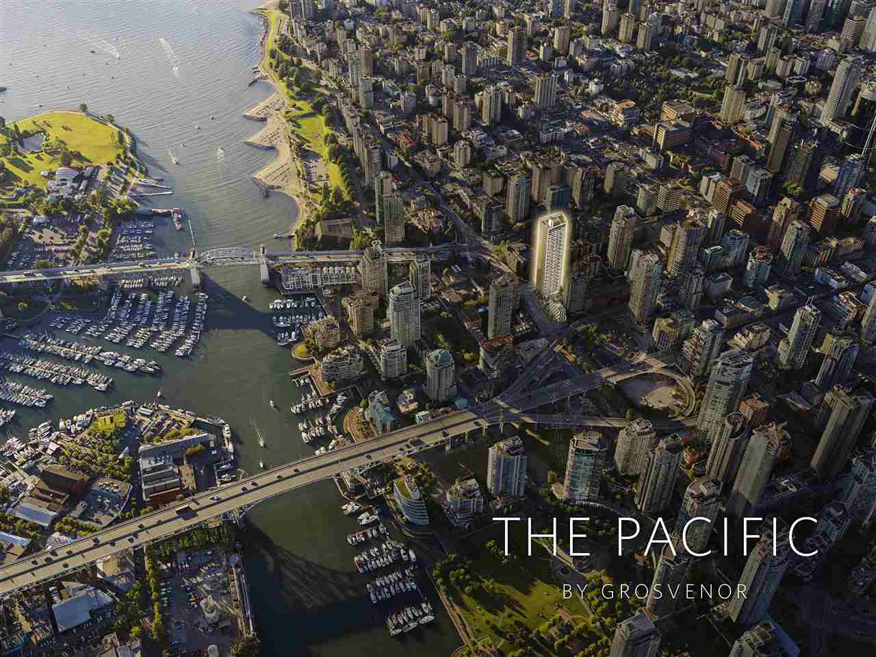 405 889 PACIFIC STREET - Downtown VW Apartment/Condo for sale, 1 Bedroom (R2511776) - #4