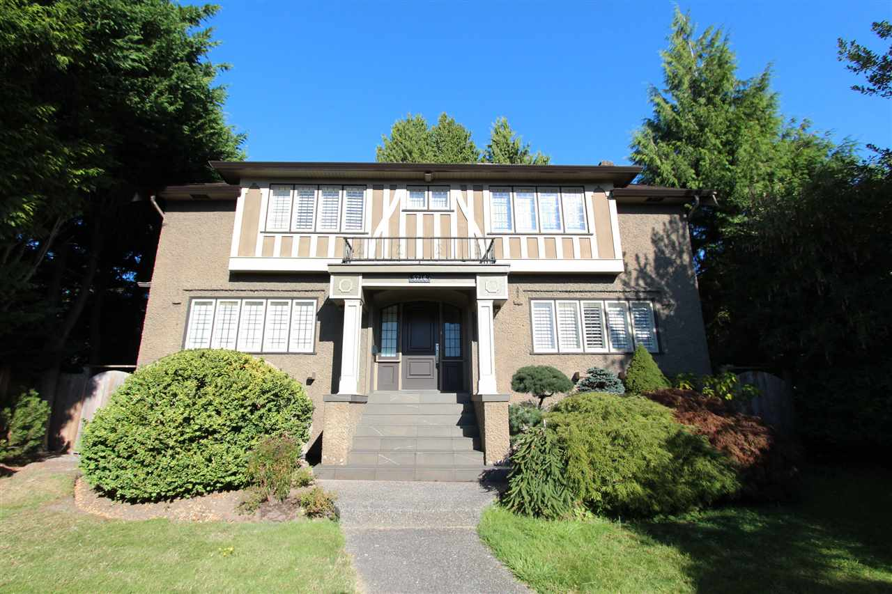 5716 CARTIER STREET - South Granville House/Single Family for sale, 6 Bedrooms (R2511803) - #1